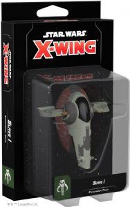 Star Wars X-Wing Second Edition : Slave 1 Expansion Pack (Special Offer)